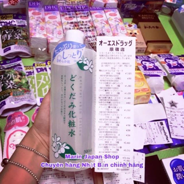 (Có bill Nhật) Nước hoa hồng diếp cá Dokudami Nhật Bản - 3455085 , 1056117577 , 322_1056117577 , 350000 , Co-bill-Nhat-Nuoc-hoa-hong-diep-ca-Dokudami-Nhat-Ban-322_1056117577 , shopee.vn , (Có bill Nhật) Nước hoa hồng diếp cá Dokudami Nhật Bản