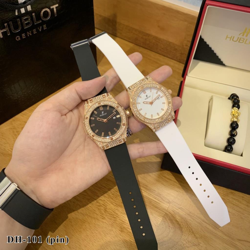 Đồng hồ nam Hulo - Đồng hồ máy pin thể thao, bảo hành 12 tháng DH101 shop105