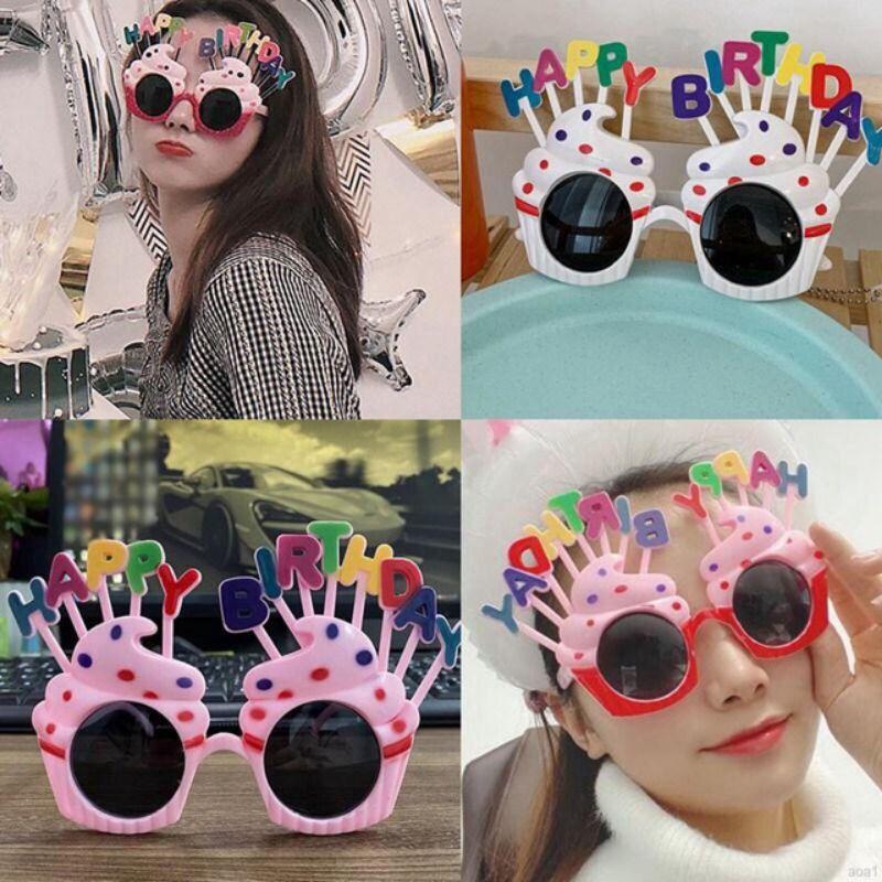 Kính thời trang happy birthday 2021