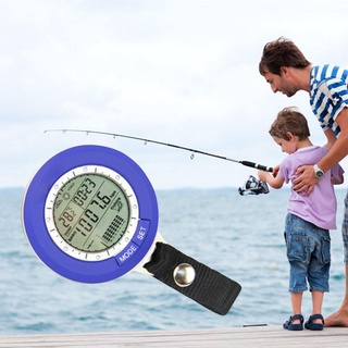 Fishing Barometer Multi-function LCD Digital Outdoor Fishing Barometer Mini thumbnail
