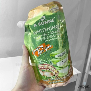[ Auth Thái ]Muối Tắm A Bonne Whitening Soothing Aloe Vera [350g] thumbnail
