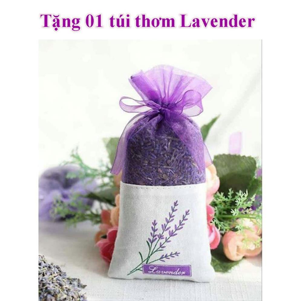 Túi Thơm Để Phòng, Để Xe, Tủ, Kệ, Nụ Hoa Khô Oải Hương Lavender