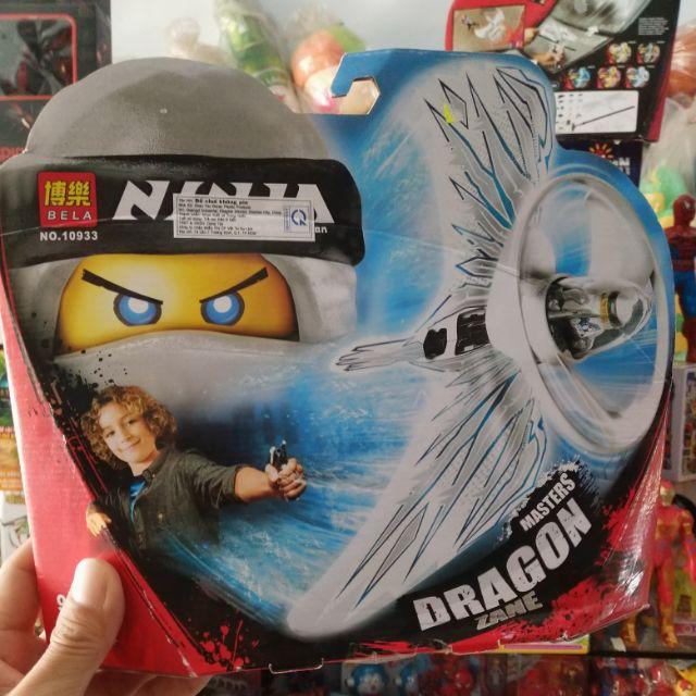 Bộ Ninja lốc xoáy !!!