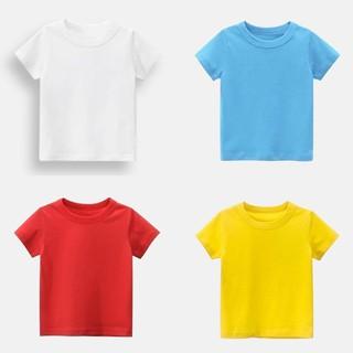 Áo phông cho bé trai bé gái nhiều màu BABYWANT thumbnail