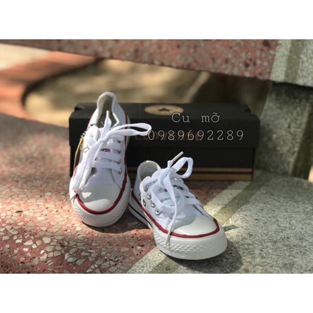 Giày converse cho bé