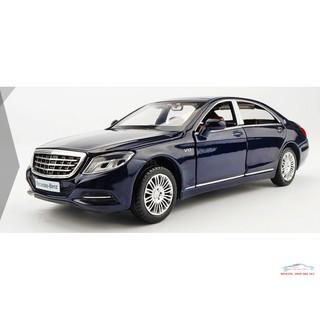 Đồ chơi mô hình xe Ô TÔ Mercedes -Benz S600 – 1:32