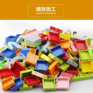 Bộ Đồ Chơi Lắp Ráp Lego Bằng Nhựa Giáo Dục Cho Bé