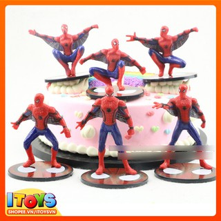 6 mô hình SpiderMan trưng bày đẹp – ITOYS