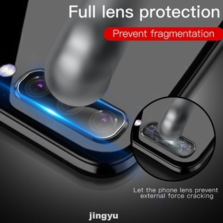 Lens Protective Film Tempered Glass Accessories Mirror Surface Smooth Straight Edge Phone For Samsung Galaxy A50