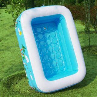 Bể bơi 2 tầng 1m2 Summer cho bé