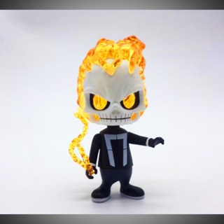 Mô hình chibi Ghost Rider cosbaby