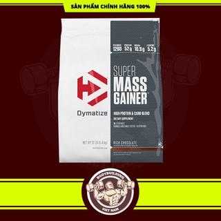 [Freeship + Quà] Sữa Tăng cân Nhanh Dymatize Super Mass 12 Lbs ( 5.6 kg) – Authentic 100%