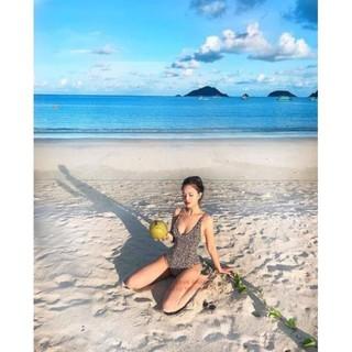 ___ Sales 9-9 (Ảnh Thật) Bikini liền , đồ bơi nữ 1 mảnh da báo lưng dây đan chéo sexy . . Hot nhất …