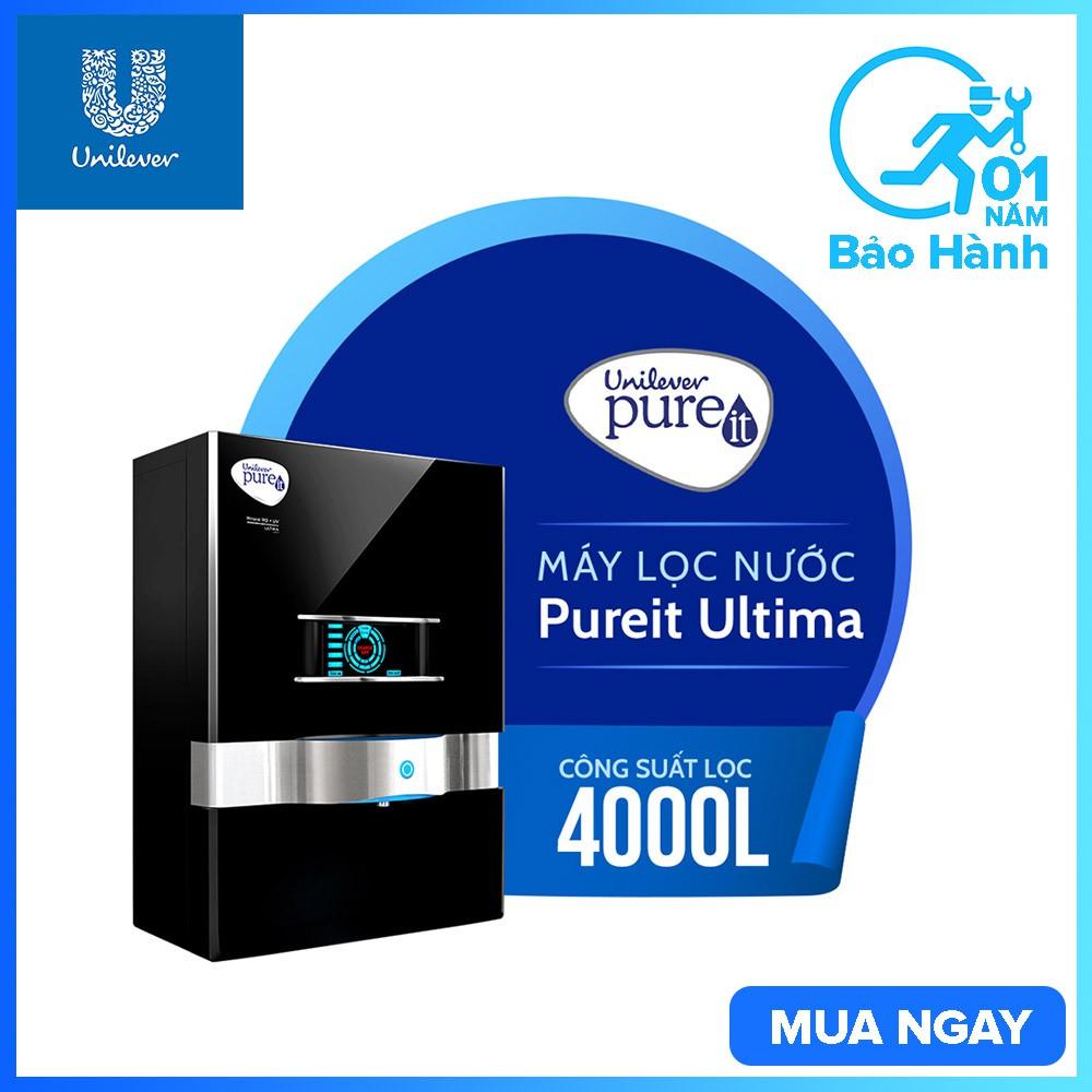 Máy lọc nước Unilever Pureit Ultima 4000L - Hàng Chính Hãng   Nông Trại Vui  Vẻ - Shop
