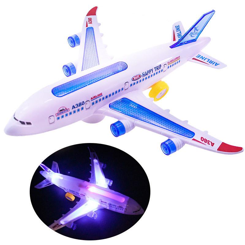 Mô Hình Máy Bay Airbus A380 Aion Chân Thật