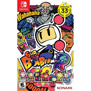 [US] Trò chơi Super Bomberman R - Nintendo Switch thumbnail
