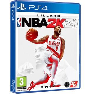 Đĩa Game Ps4 NBA 2k21 thumbnail