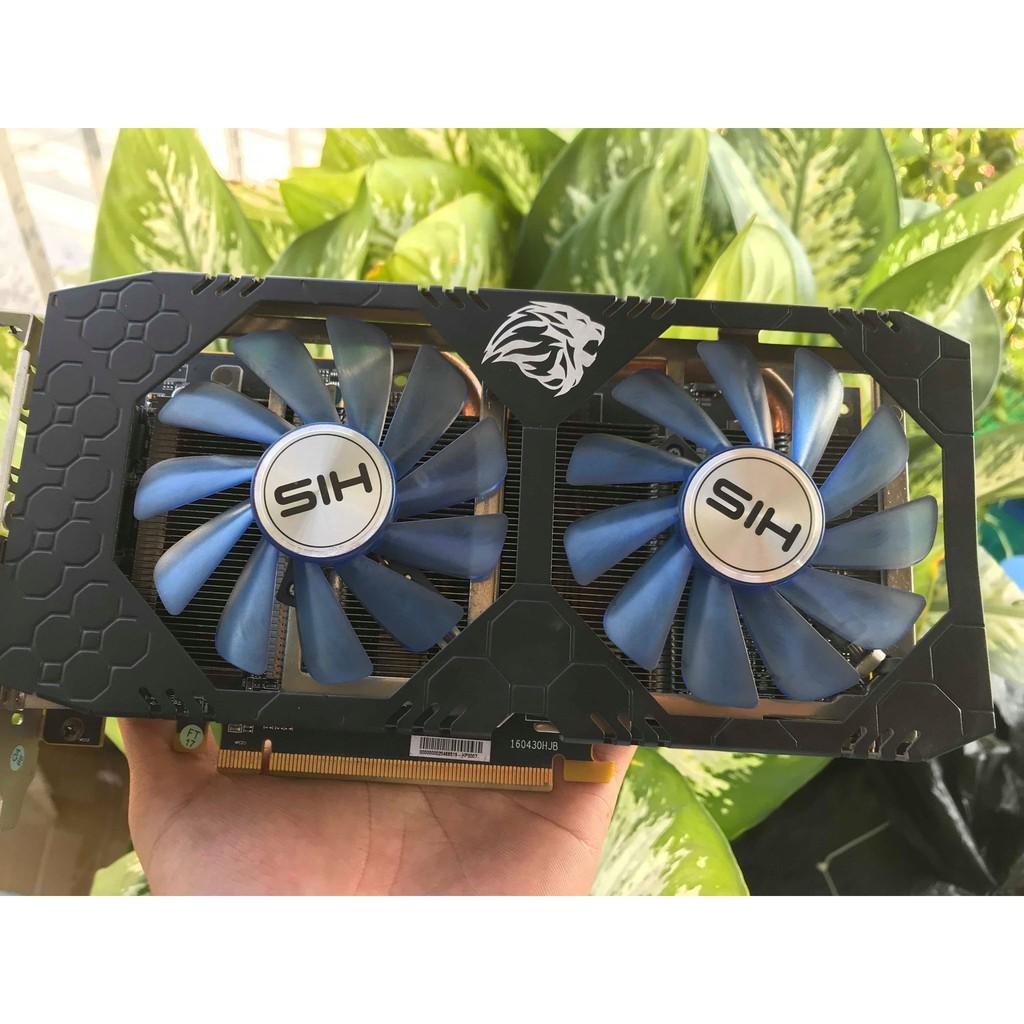 VGA HIS 570 4gb ICEQ Giá chỉ 1.350.000₫