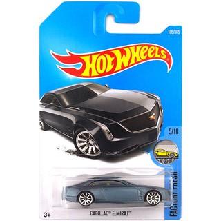 Xe mô hình Hot Wheels Cadillac Elmiraj DVB45