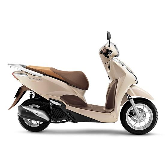 Xe máy Honda Lead 125cc 2019 Phiên bản cao cấp Vàng nâu (mới)