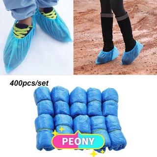 Set 400 Bao Nylon Bọc Giày Chống Thấm Nước Tiện Dụng