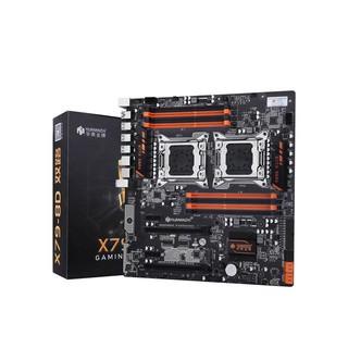 Mainboard Huananzhi X79-8D Dual CPU Xeon E5 2689 16 nhân 32 luồng siêu khủng bảo hành đổi mới 100%
