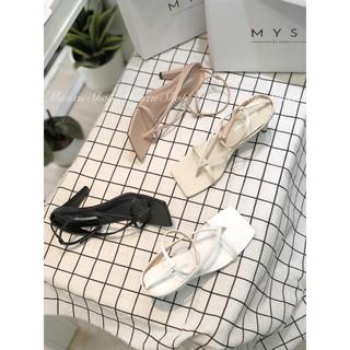 Giày sandal kẹp xỏ ngón 7cm Myss - SD81 thumbnail