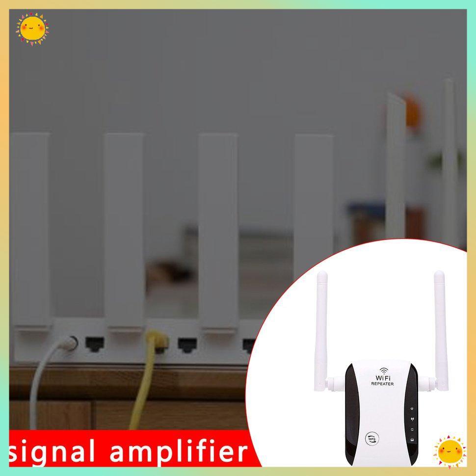 Thiết Bị Lặp Sóng Wifi 300mbps Ap Wps One-Click Chống Trầy Xước Không Dây