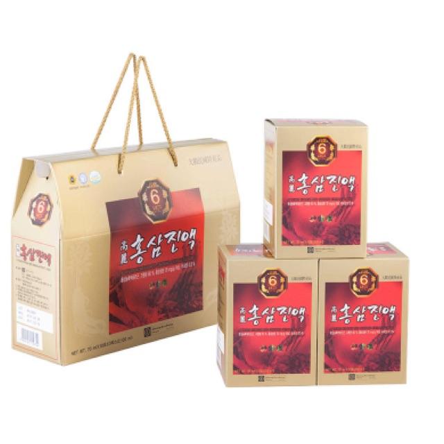 Nước hồng sâm Hàn Quốc 6 năm tuổi Chong Kun Dang 6 Years Korean Red Ginseng Extract Liquid 2100ml - 2502595 , 428913707 , 322_428913707 , 899000 , Nuoc-hong-sam-Han-Quoc-6-nam-tuoi-Chong-Kun-Dang-6-Years-Korean-Red-Ginseng-Extract-Liquid-2100ml-322_428913707 , shopee.vn , Nước hồng sâm Hàn Quốc 6 năm tuổi Chong Kun Dang 6 Years Korean Red Ginseng E