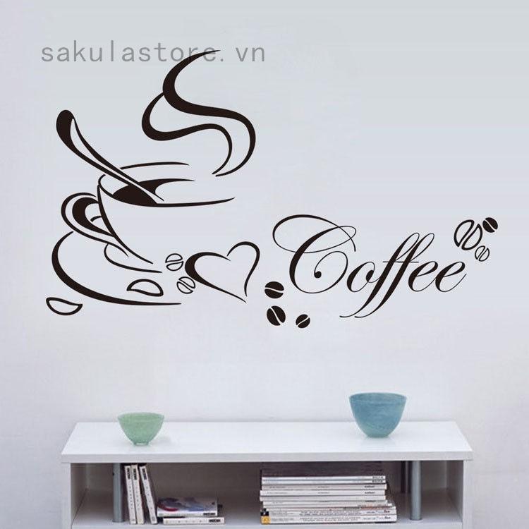 Sticker dán tường họa tiết hình tách cà phê màu đen dùng trang trí nhà - 15346725 , 1557148095 , 322_1557148095 , 31626 , Sticker-dan-tuong-hoa-tiet-hinh-tach-ca-phe-mau-den-dung-trang-tri-nha-322_1557148095 , shopee.vn , Sticker dán tường họa tiết hình tách cà phê màu đen dùng trang trí nhà