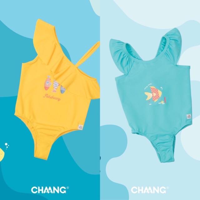 Bộ bơi bé gái Chaang