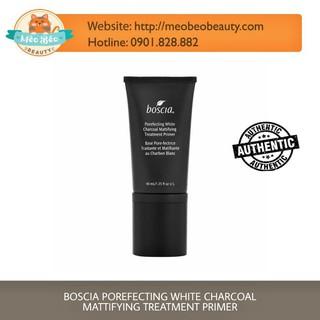 Kem Lót Thu Nhỏ Lỗ Chân Lông Boscia Porefecting White Charcoal Mattifying Treatment Primer thumbnail