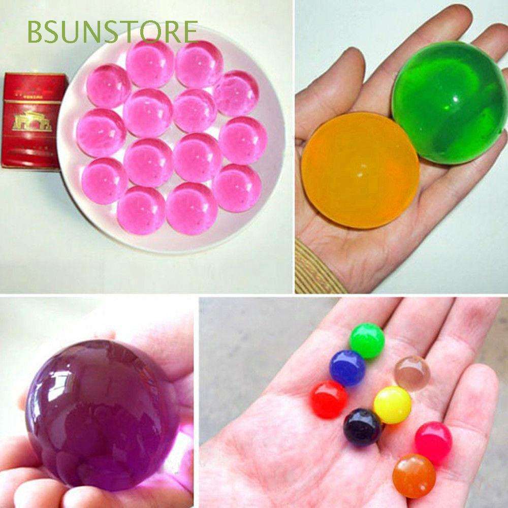 5/50pcs Kids Favors Soft Home Decor Party Supplies Mud Grow Giant Magic Balls
