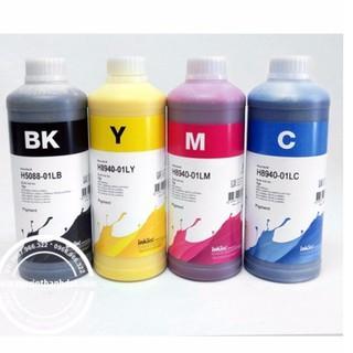 Mực in InkTec Hàn Quốc 1 Lít dùng cho tất cả máy in phun màu Epson,Canon thumbnail