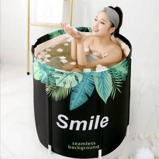 Bồn tắm xếp gọn Green Smile thuận tiện cho các chị em tha hồ tắm tại nhà – King Of Prussia