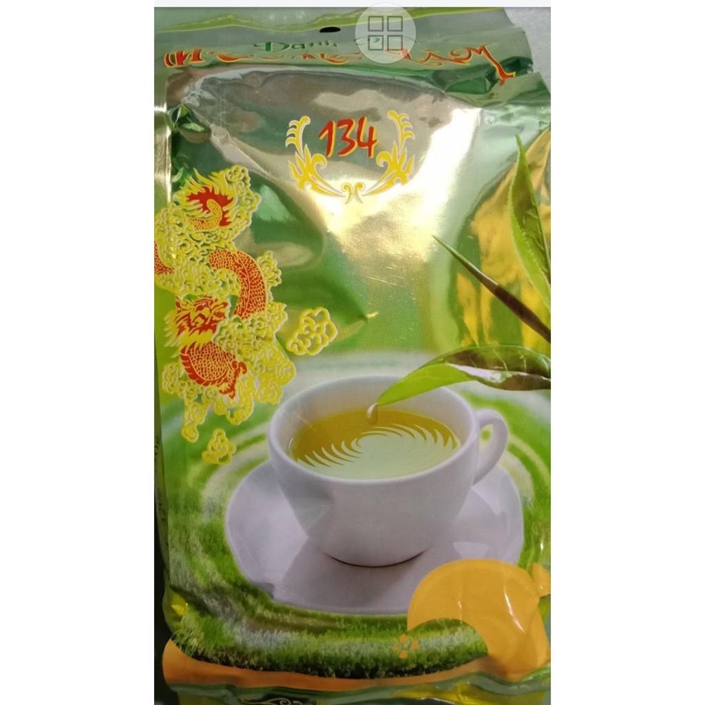 [BUU DINH] Trà đá (trà lài/trà dứa) hiệu Hương Lâm 420gr lốc 6 gói 70gr, có hương vị thơm mát và dùng giải khát rất tốt
