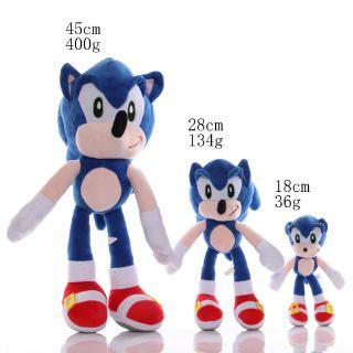 Thú Nhồi Bông Hình Nhím Sonic