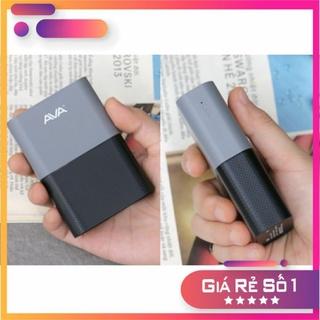 Pin sạc dự phòng Polymer 10.000mAh AVA Pilot 98% (xám) thumbnail