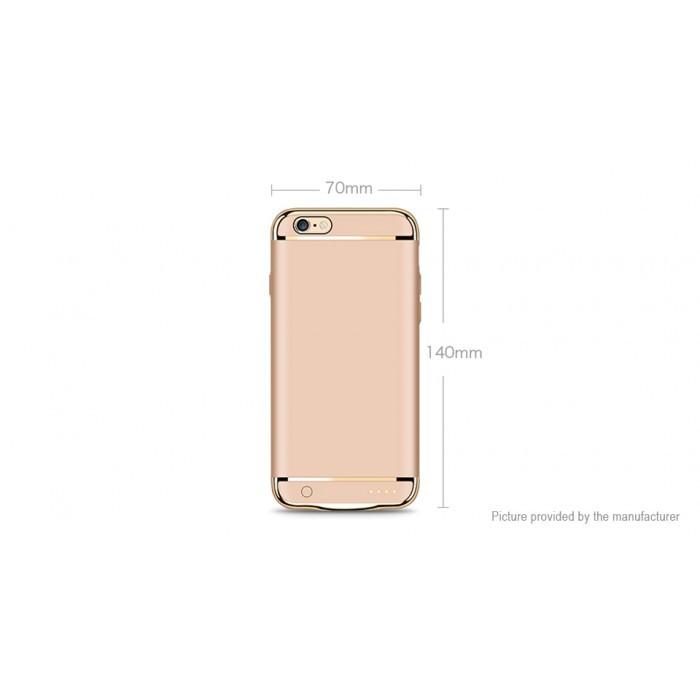 Pin dự phòng joyroom kiêm ốp lưng iPhone 6 D-M142 2300mAh 4.7 inch - Hãng phân phối chính thức
