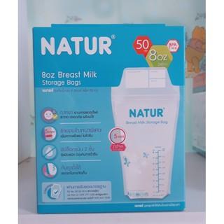 Túi trữ sữa Natur Thái lan 240ml hộp 30 10 túi 50 túi