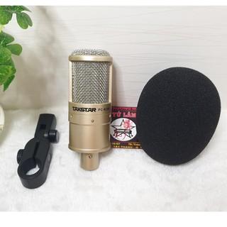 Micro Thu Âm Takstar PC K200 Chính Hãng 100%<br> - Micro Thu Âm, Livestream Chuyên Nghiệp