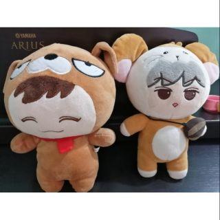 Idol bst chuột và cún