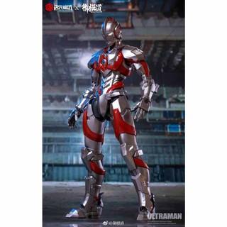 Mô hình lắp ráp (phiên bản sơn sẵn màu metal) Ultraman 1/6 (Dimensoion Studio)