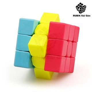 Rubik Biến Thể Fantastic Gear Sandwich 3x3 Cao Cấp, Rubic Bump Man Sáng Tạo, Đẹp Mắt, Xoay Trơn, Tốc Độ Mượt Mà thumbnail