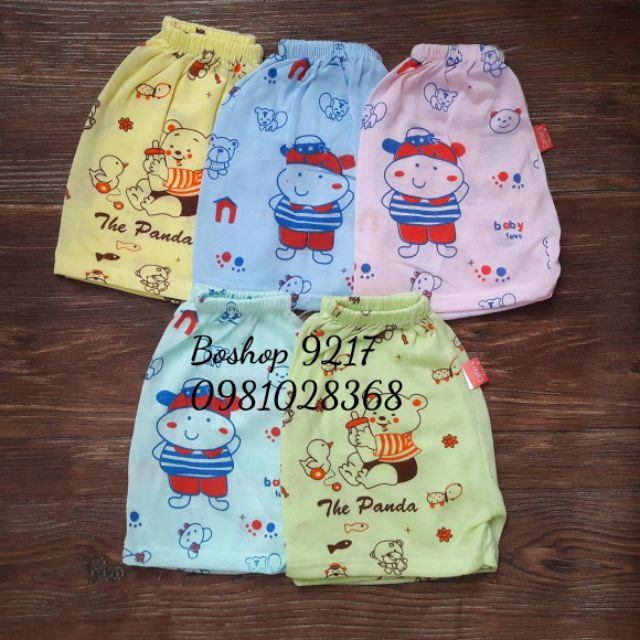 [⚡️ Sale ⚡️] phụ kiện cho bé - 10 quần cộc sơ sinh cartesr ( loại mỏng ) | Tại Hà Nội
