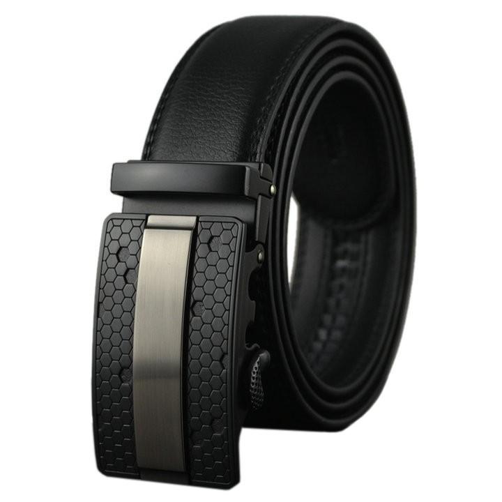 Thắt lưng nam da thật Anh Tho Leather - P115