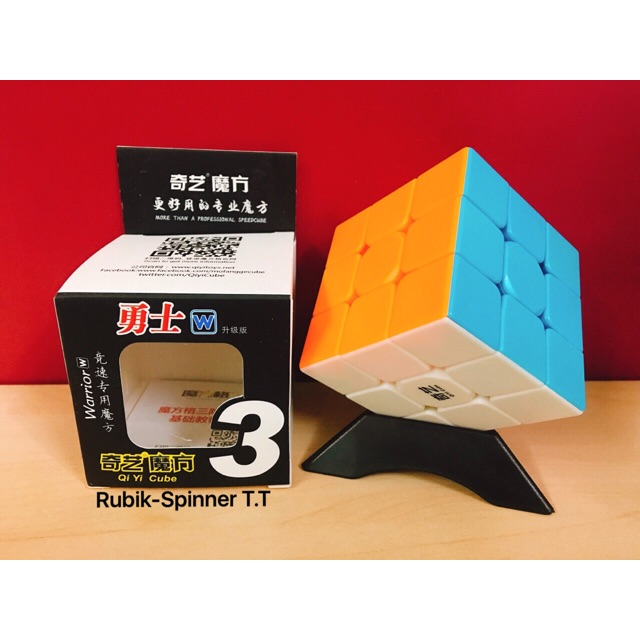 Rubik 3x3 - Qiyi Warrior W 3x3x3 - 3428483 , 661617921 , 322_661617921 , 40000 , Rubik-3x3-Qiyi-Warrior-W-3x3x3-322_661617921 , shopee.vn , Rubik 3x3 - Qiyi Warrior W 3x3x3