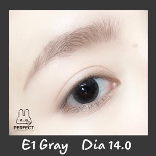 Link 1 (Giá 1 Chiếc) 14.0 (0.00 - 8.00) E1 Gray Kính Áp Tròng thumbnail