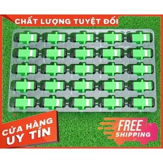 Khớp Nối Đầu Sợi Quang Coupler SC-SC APC