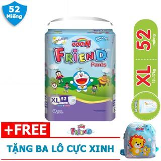 Tã/ Bỉm Quần Goon Friend XL52 – Bé 12~17kg